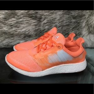 d45476c984d77 Women s Adidas Pure Boost Running Shoes on Poshmark